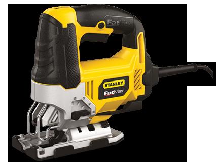 Nouvelle gamme d 39 outils lectroportatif fatmax de stanley - Comment couper droit avec une scie sauteuse ...