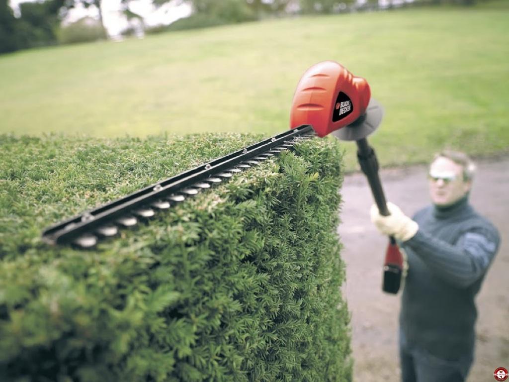 BLACK+DECKER lance 4 nouveaux outils jardin sur batterie ...