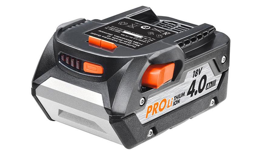 avis et prix Batterie AEG 18 V 4.0 Ah L1840R promotion pas cher