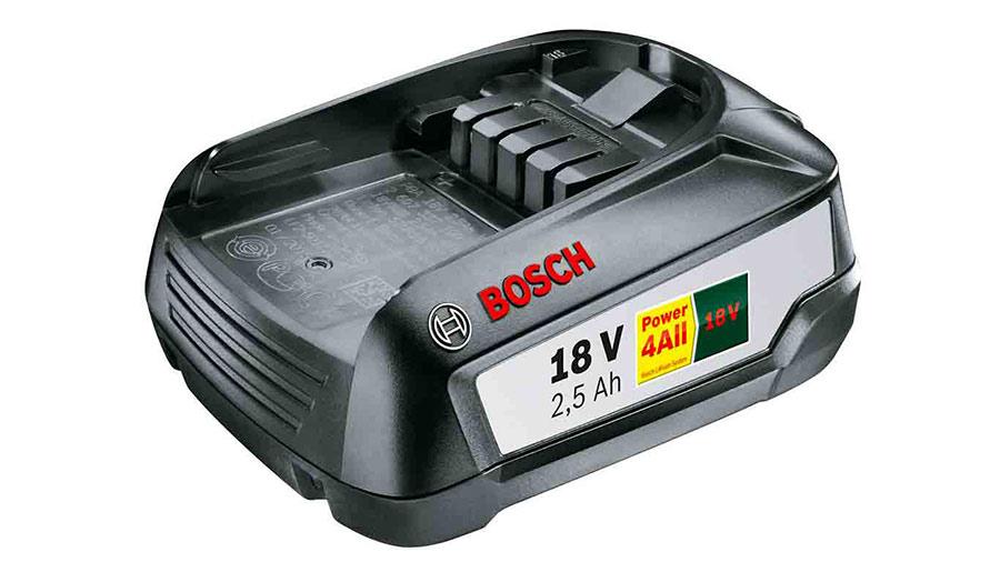 avis et prix Bosch 1600A005B0 GR SKU Batterie lithium-ion 18 V 2,5 Ah