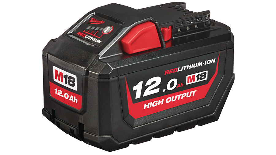 test avis et prix batterie 18 v milwaukee m18 hb12 high output zone outillage. Black Bedroom Furniture Sets. Home Design Ideas