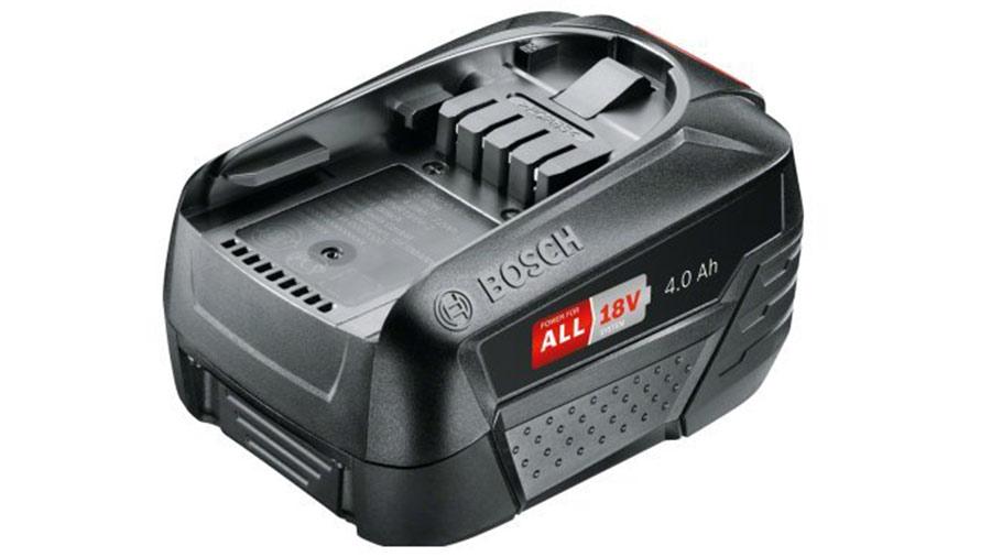 avis et prix Batterie Bosch Power4all 18 V 4.0 Ah PBA W-C 1600A011T8 pas cher