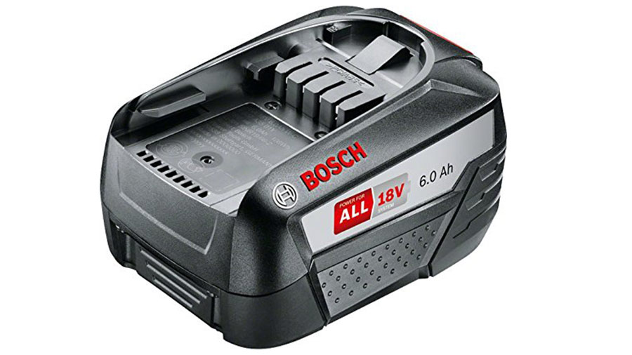 avis et prix Batterie Bosch Power4all 18 V 6.0 Ah PBA W-C 1600A005B0 pas cher