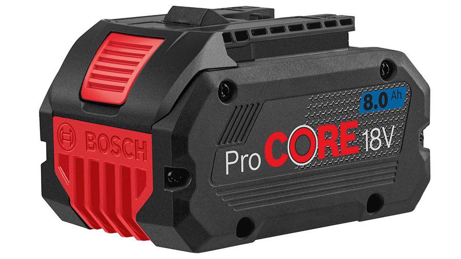 Avis et prix batterie Performance-ProCORE18V bosch 18 V 8,0 Ah promotion pas cher