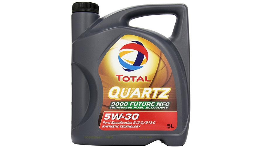 test avis et prix huile moteur total quartz 9000 future nfc 5w30 zone outillage. Black Bedroom Furniture Sets. Home Design Ideas
