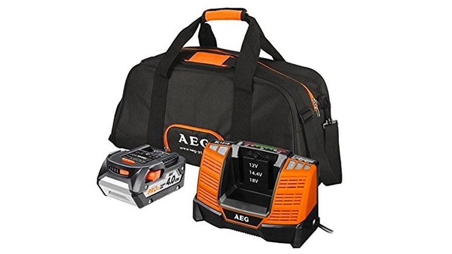 avis et prix Pack energie 18 V AEG 4.0 Ah L1840BL