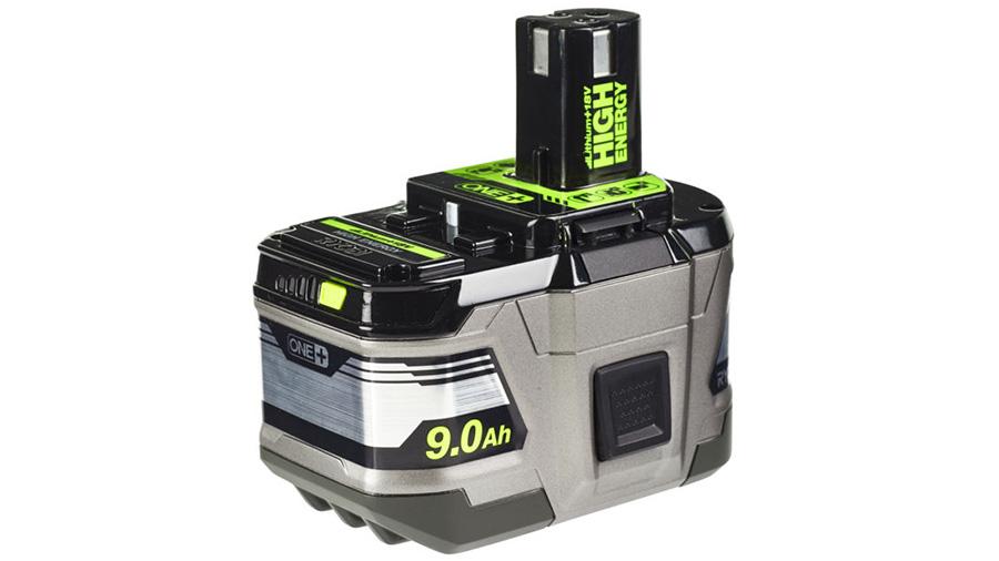 avis prix batterie RB18L90HP ryobi 18 V 9,0 Ah pas cher