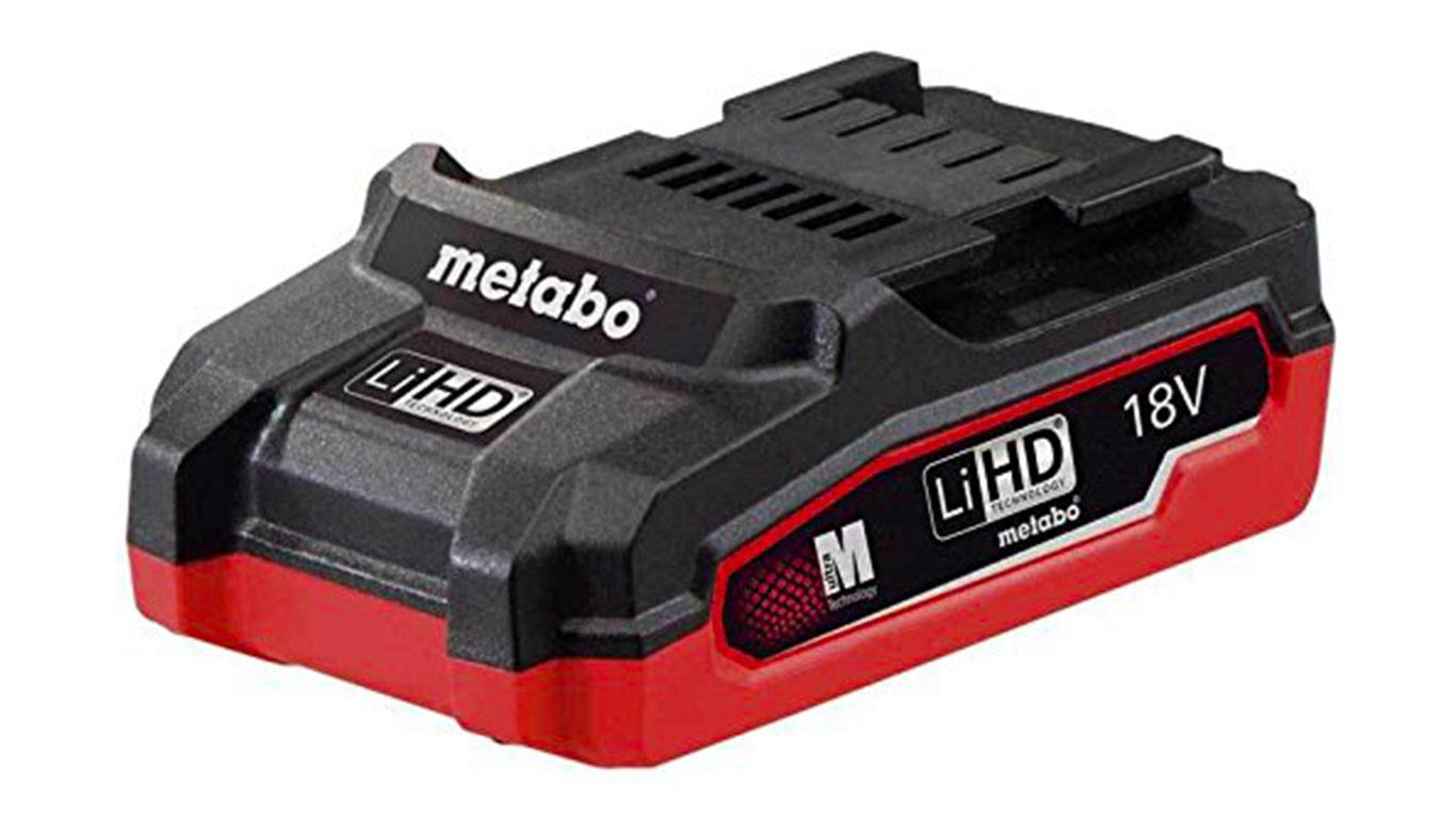 Batterie Metabo 18 V 3.1 Ah 625343000