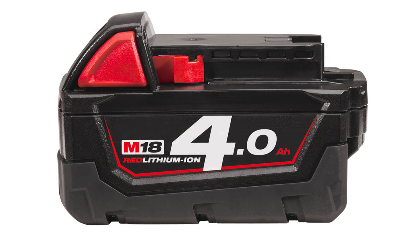 Batterie Milwaukee 18 V 4.0 Ah M18 B4