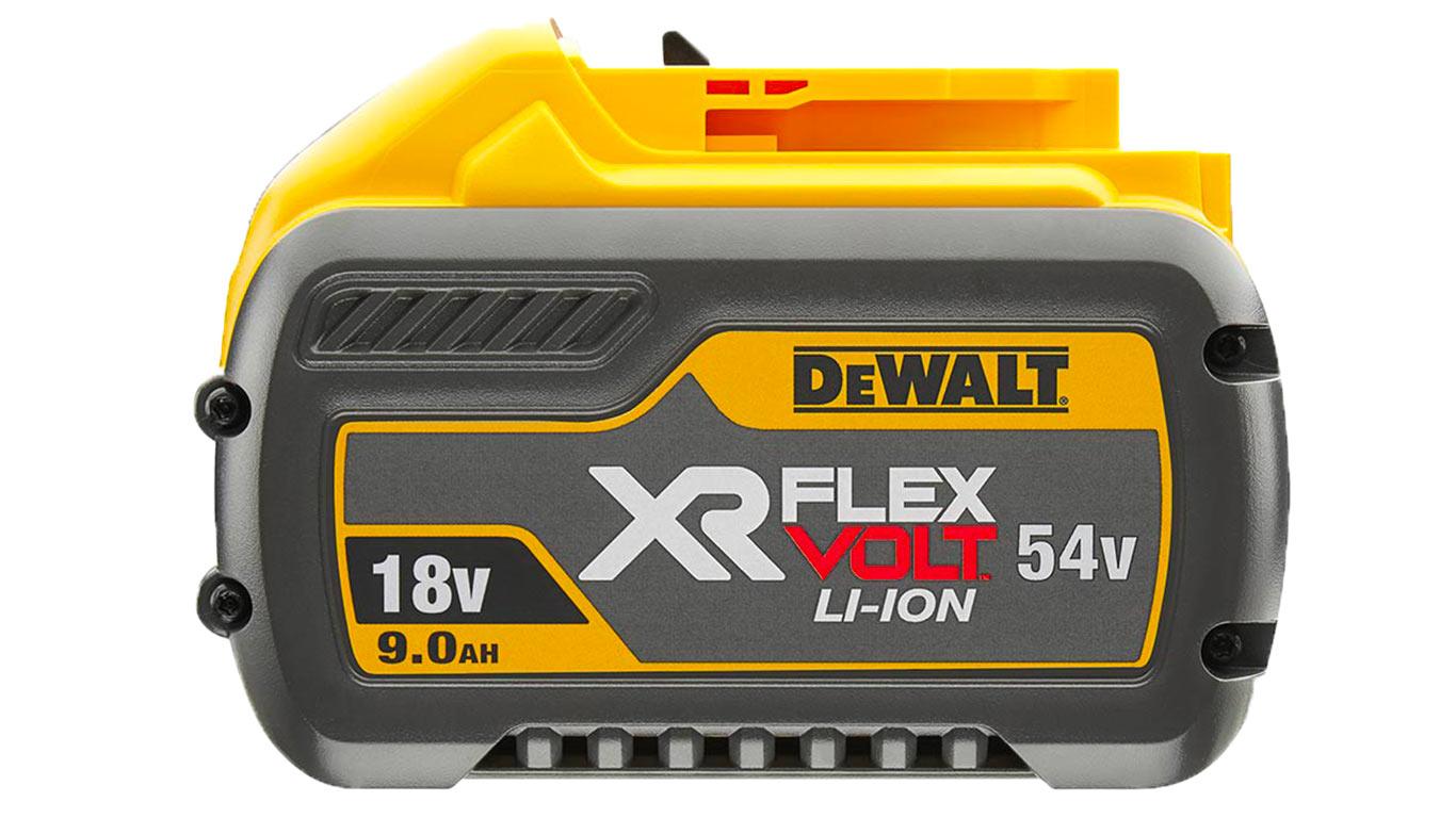 Batterie XR FLEXVOLT DCB547 DeWALT 54V / 18V