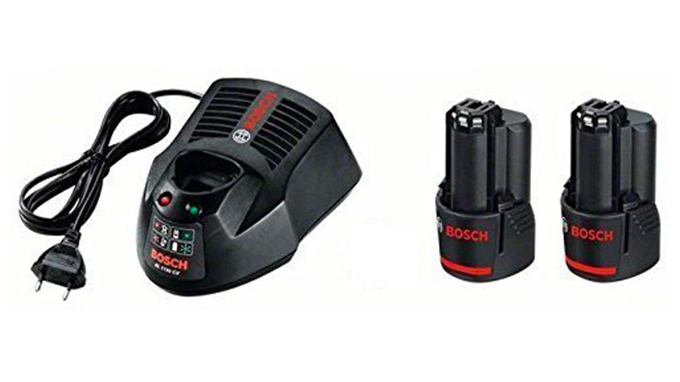 Batterie Bosch 2.5 Ah 1 600 A00 4ZP