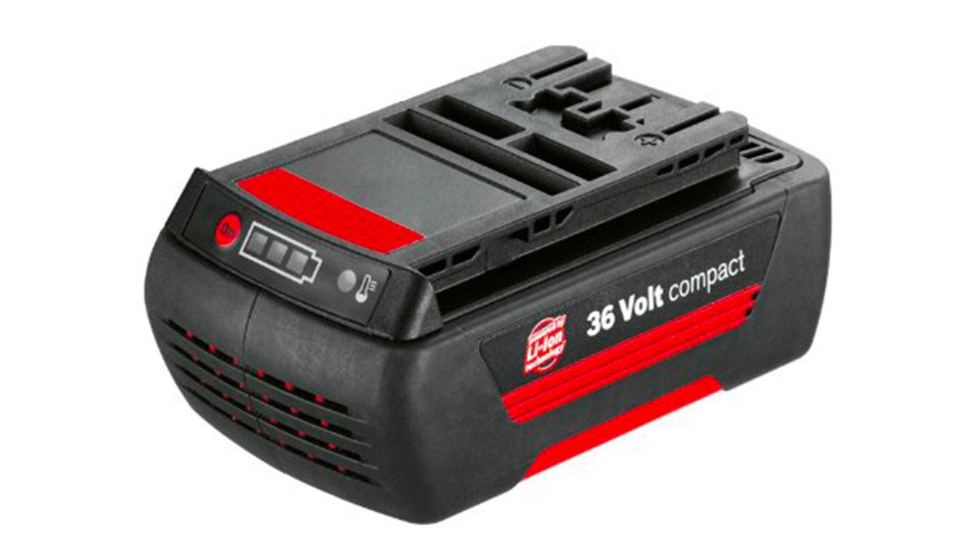Bosch 2 607 336 002 Batterie Li-Ion 36 V / 1.3 Ah