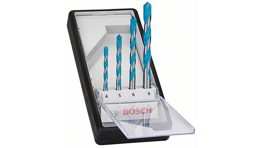 Bosch 2607010521 Assortiment de forets polyvalents CYL-9 Multi Construction