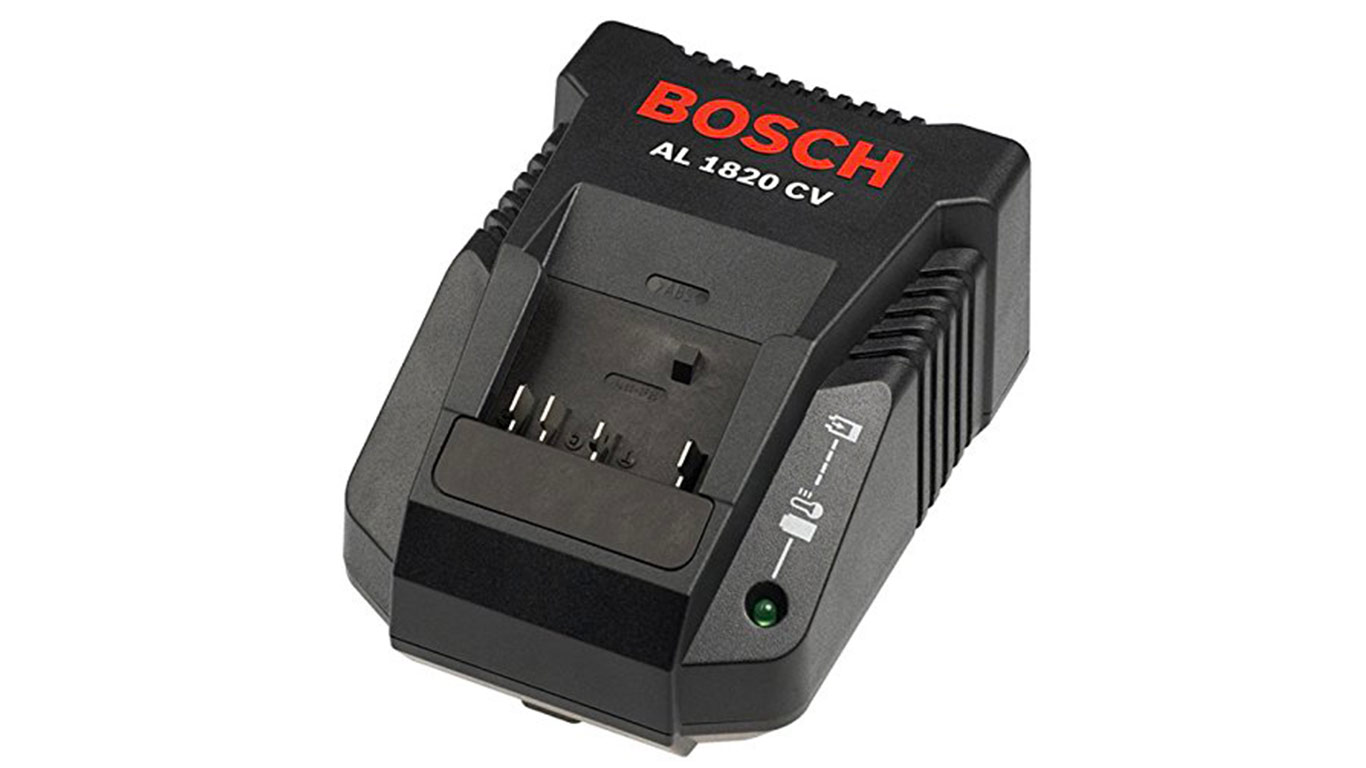 test avis et prix chargeur de batteries bosch al 1820. Black Bedroom Furniture Sets. Home Design Ideas
