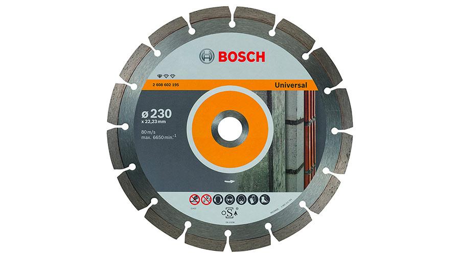 Bosch 2608602195 Disque à tronçonner diamanté standard for universal 230 x 22,23 x 2,5 x 10 mm prix pas cher
