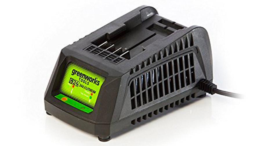 Test complet : Chargeur de batteries greenworks 2913907