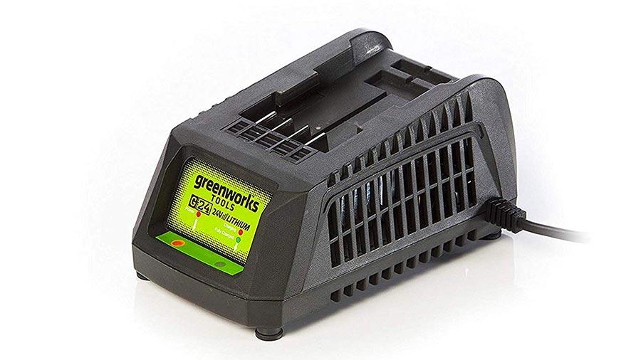Test complet : Chargeur de batteries greenworks G24UC 2903607