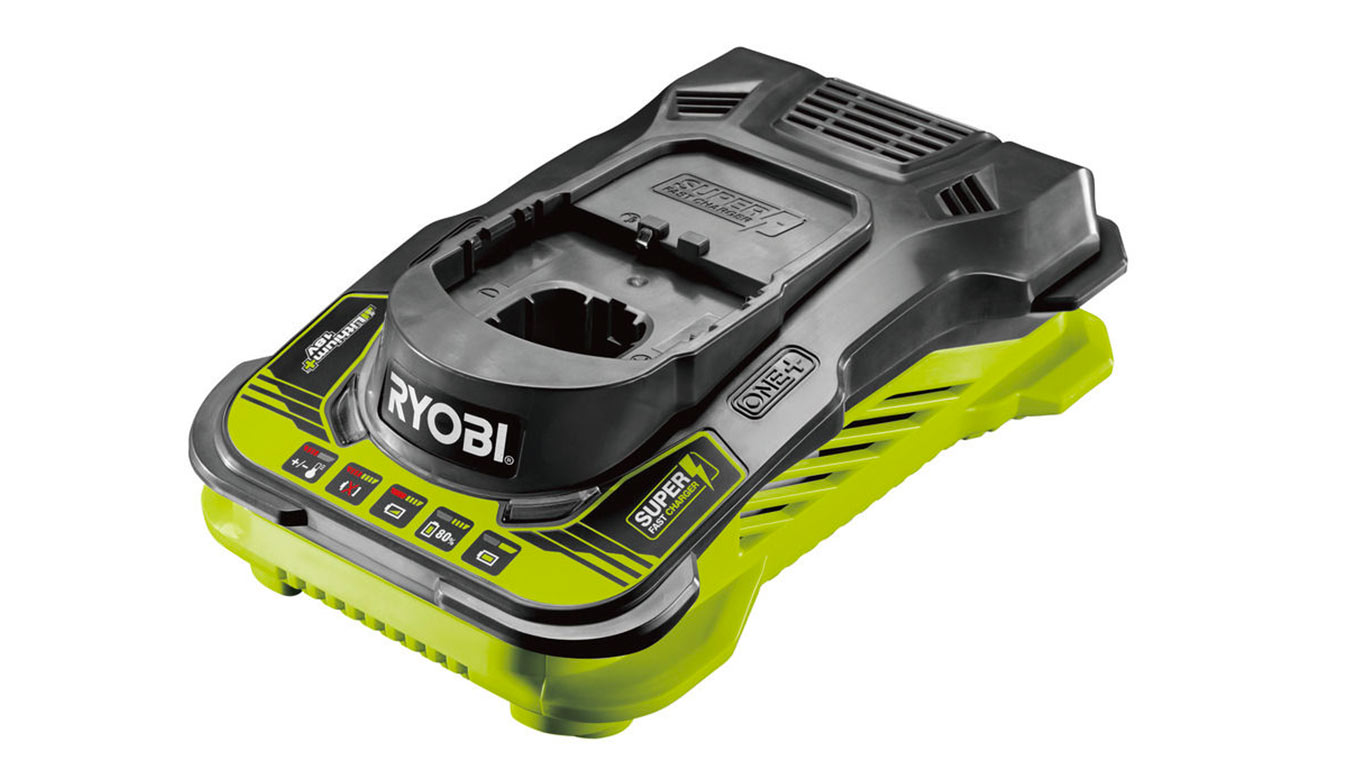Chargeur super rapide RC18150 Ryobi ONE+