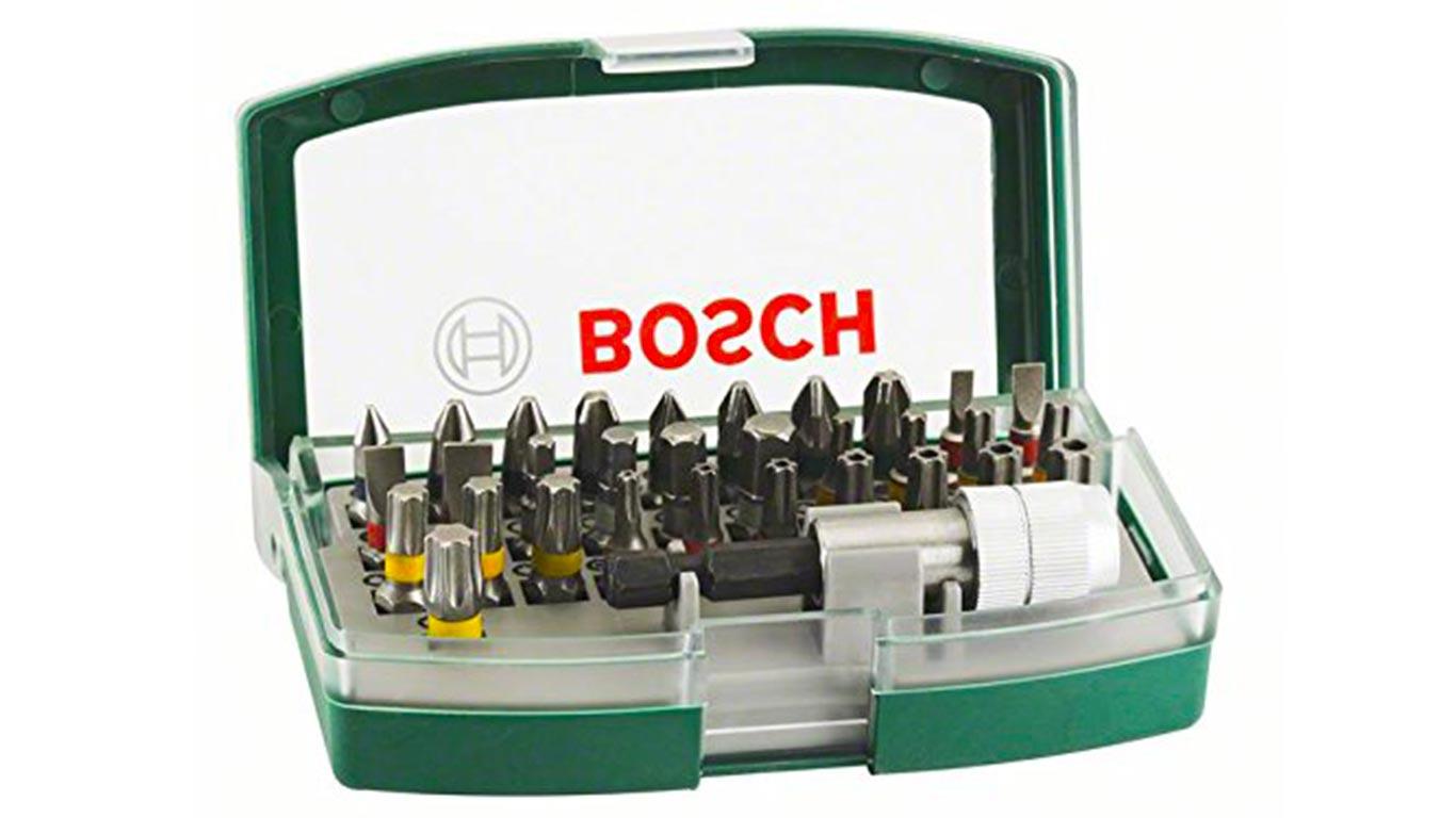 Bosch 2607017063 Coffret d'embouts de vissage