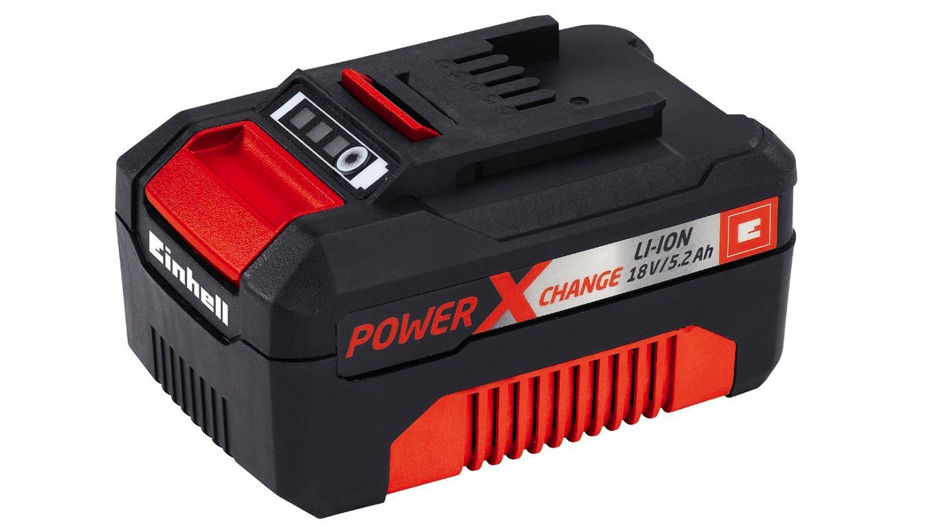 Einhell Batterie du système Power X-Change Li-Ion, 18 V, 5.2 Ah