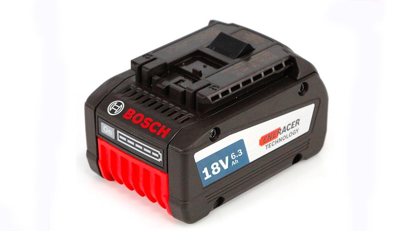 Batterie GBA 18 V 6,3 Ah Li-Ion eneracer
