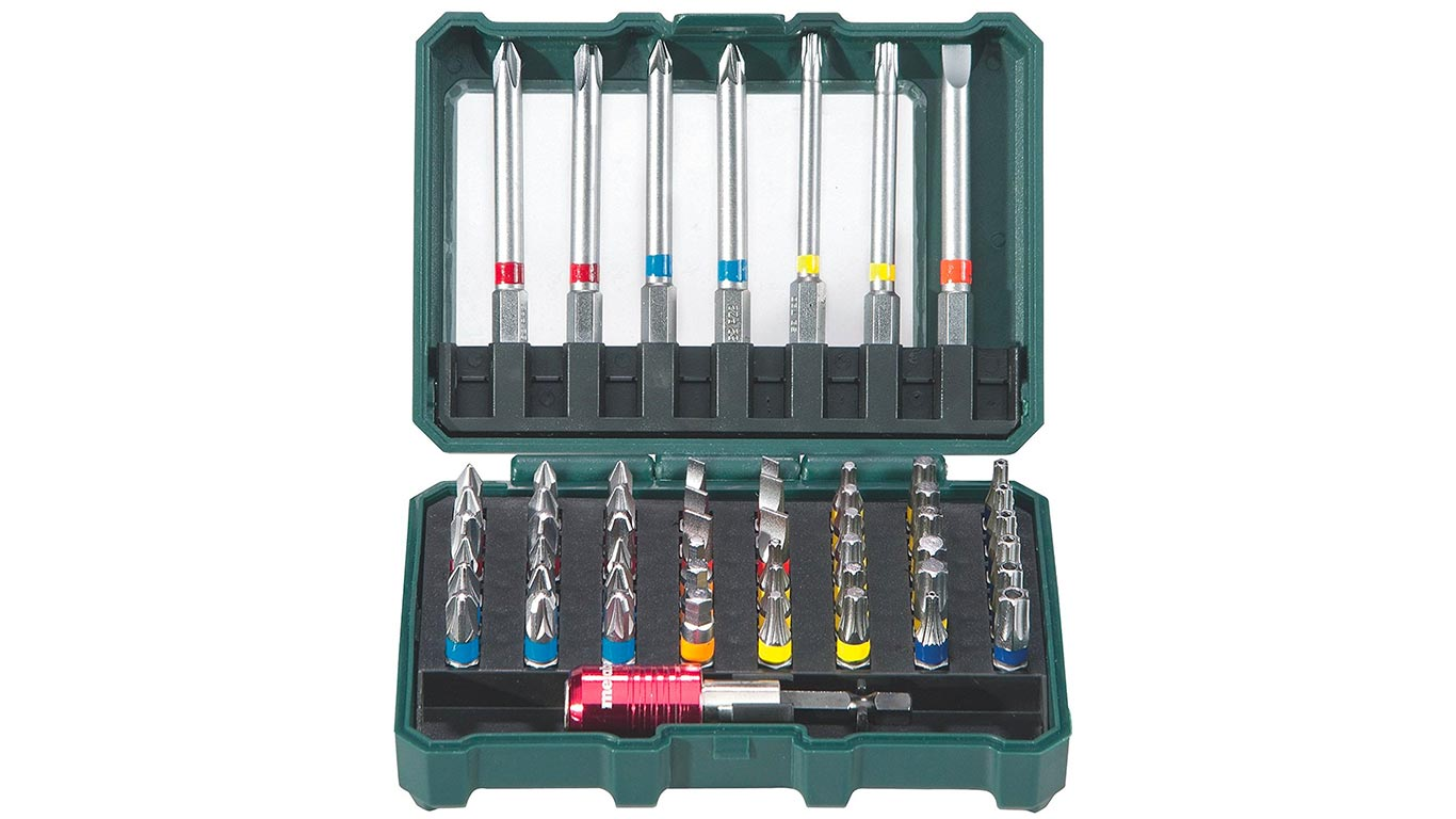 Metabo 6.26702.00 Coffret embouts