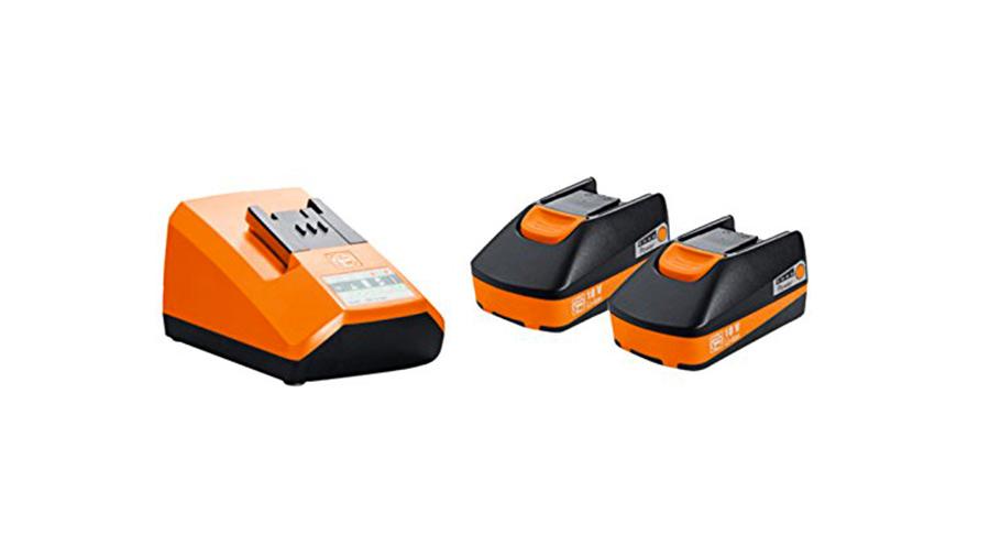 Pack batterie et chargeur 18V 2,5Ah 92604300040 FEIN