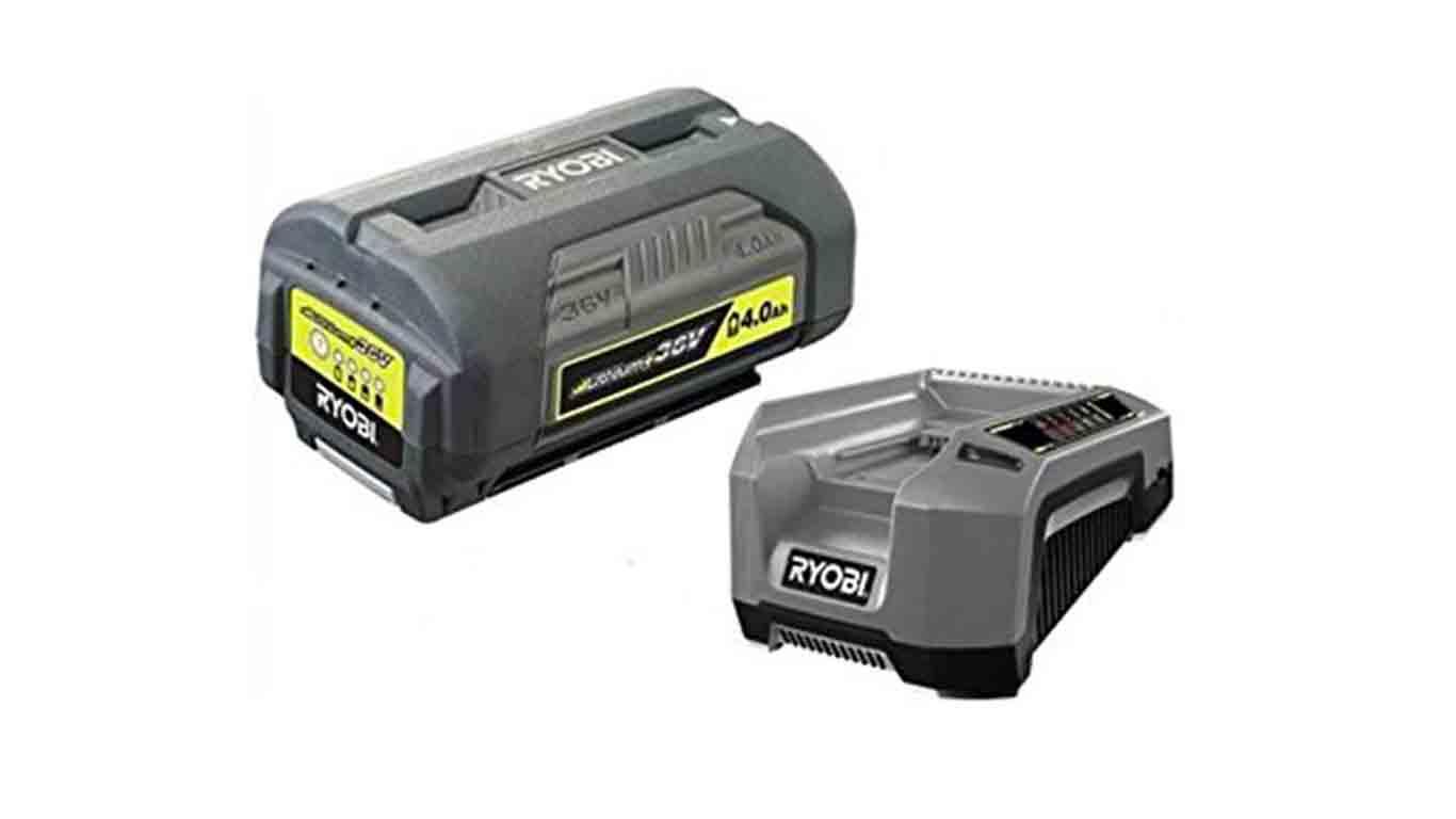 test avis et prix pack batteries ryobi 36 v maxpower 4 0 ah et chargeur rapide zone outillage. Black Bedroom Furniture Sets. Home Design Ideas