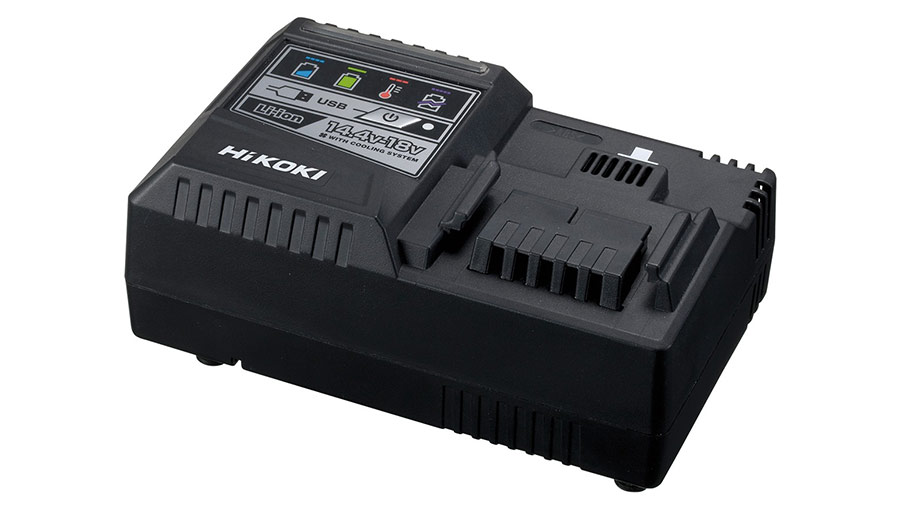 Test complet : Chargeur de batteries HIKOKI UC18YSL3W0Z