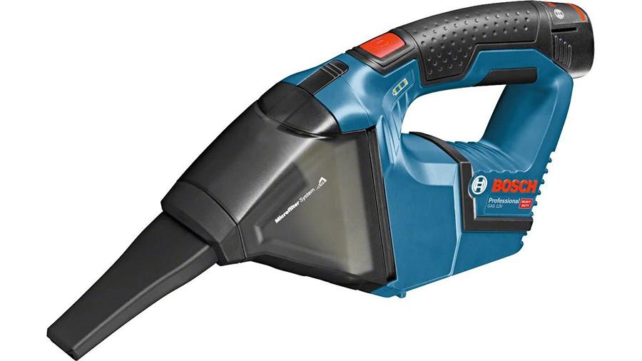 Aspirateur à main sans fil 12V Bosch Professional GAS 12V