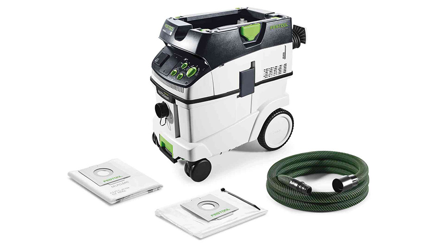 aspirateur CLEANTEC CTM 36 E AC 574983 Festool
