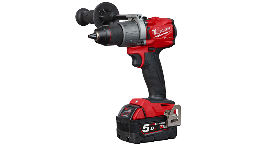 Perceuse-visseuse sans fil brushless Milwaukee M18 FDD2-502X