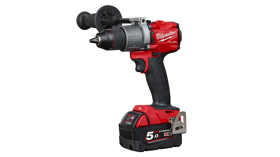 Test complet : Perceuse-visseuse à percussion Milwaukee M18 FPD2-502X