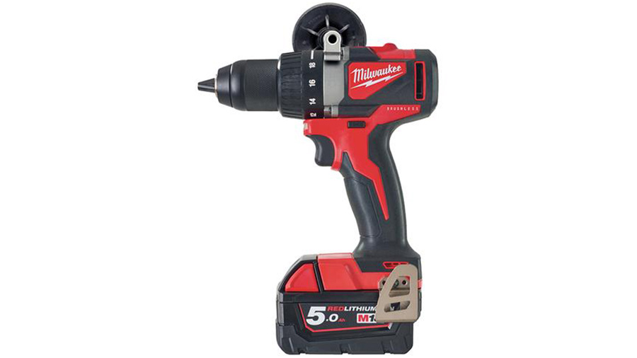 Test complet : Perceuse-visseuse sans fil Milwaukee M18 BLDD2-502X