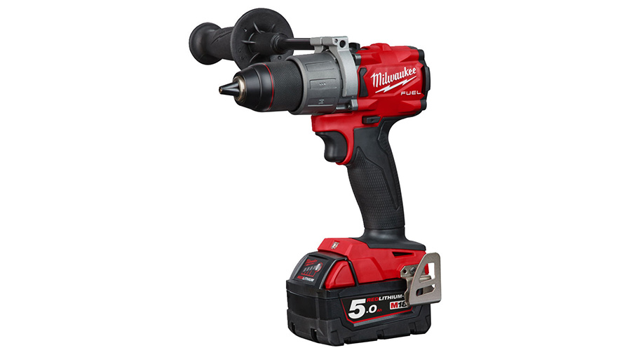 Test complet : Perceuse-visseuse sans fil Milwaukee M18 FDD2-502X Fuel