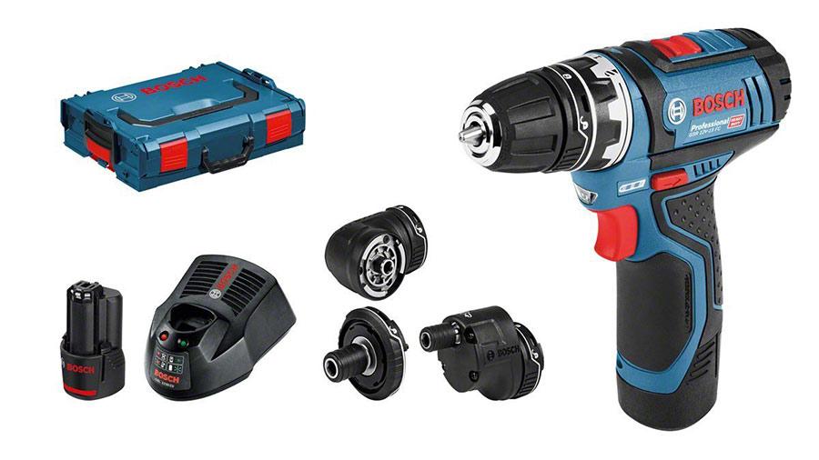 avis et prix Perceuse-visseuse sans fil GSR 12V-15 FC06019F6000 Bosch Professional