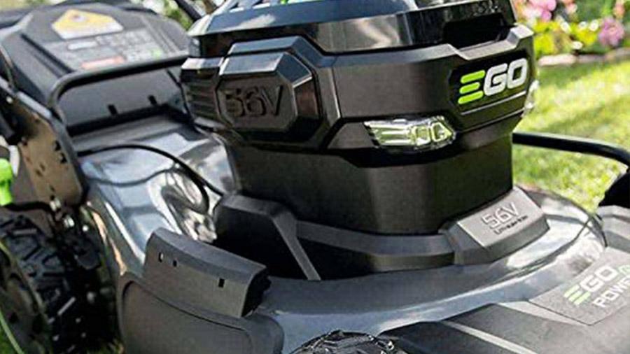 Test et avis Tondeuse a gazon sur batterie LM2122E-SP EGO promotion pas cher