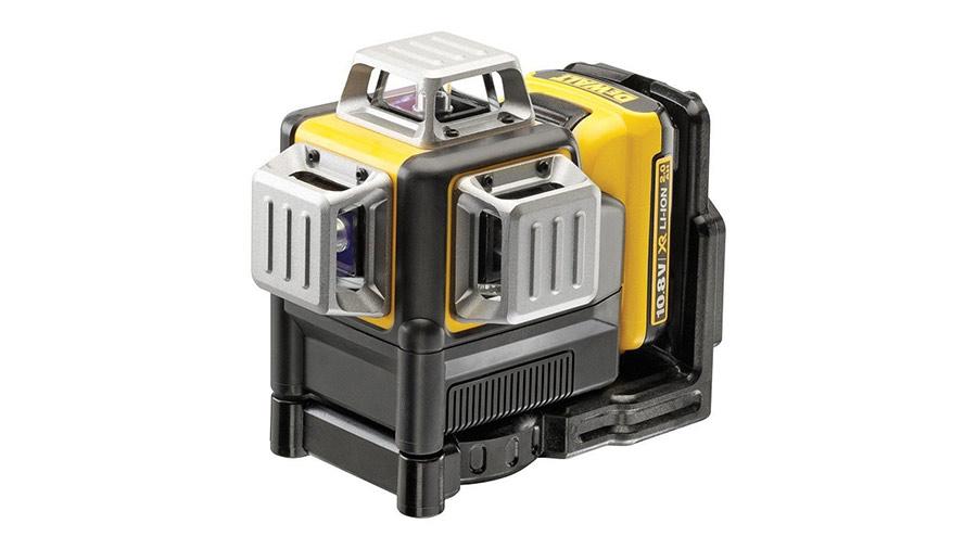 Test complet : Laser lignes DEWALT DCE089D1G
