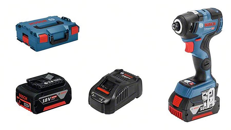 prix avis visseuse sans fil bosch GDR 18V-200C Professional pas cher promotion