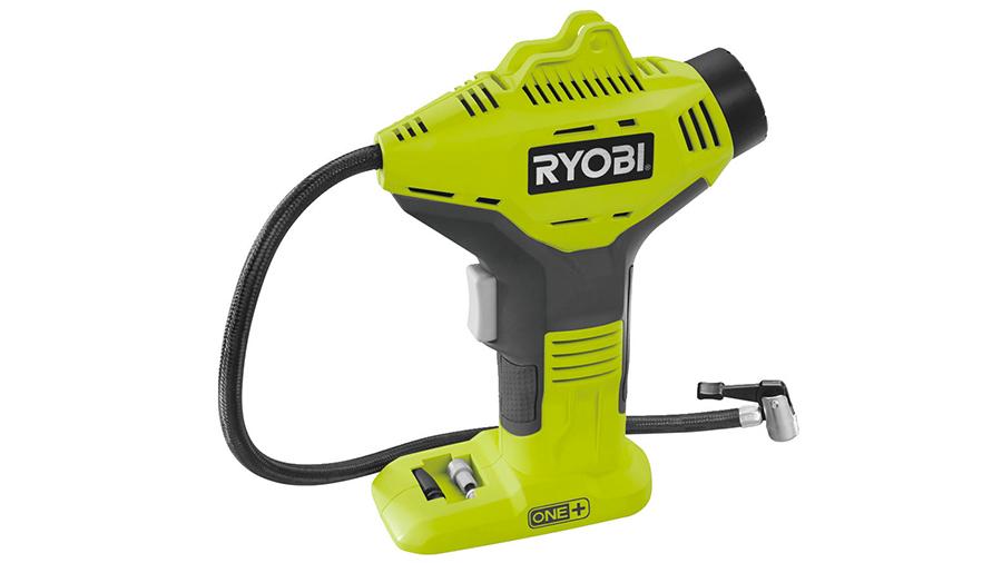 test et avis Compresseur R18PI-0 Ryobi