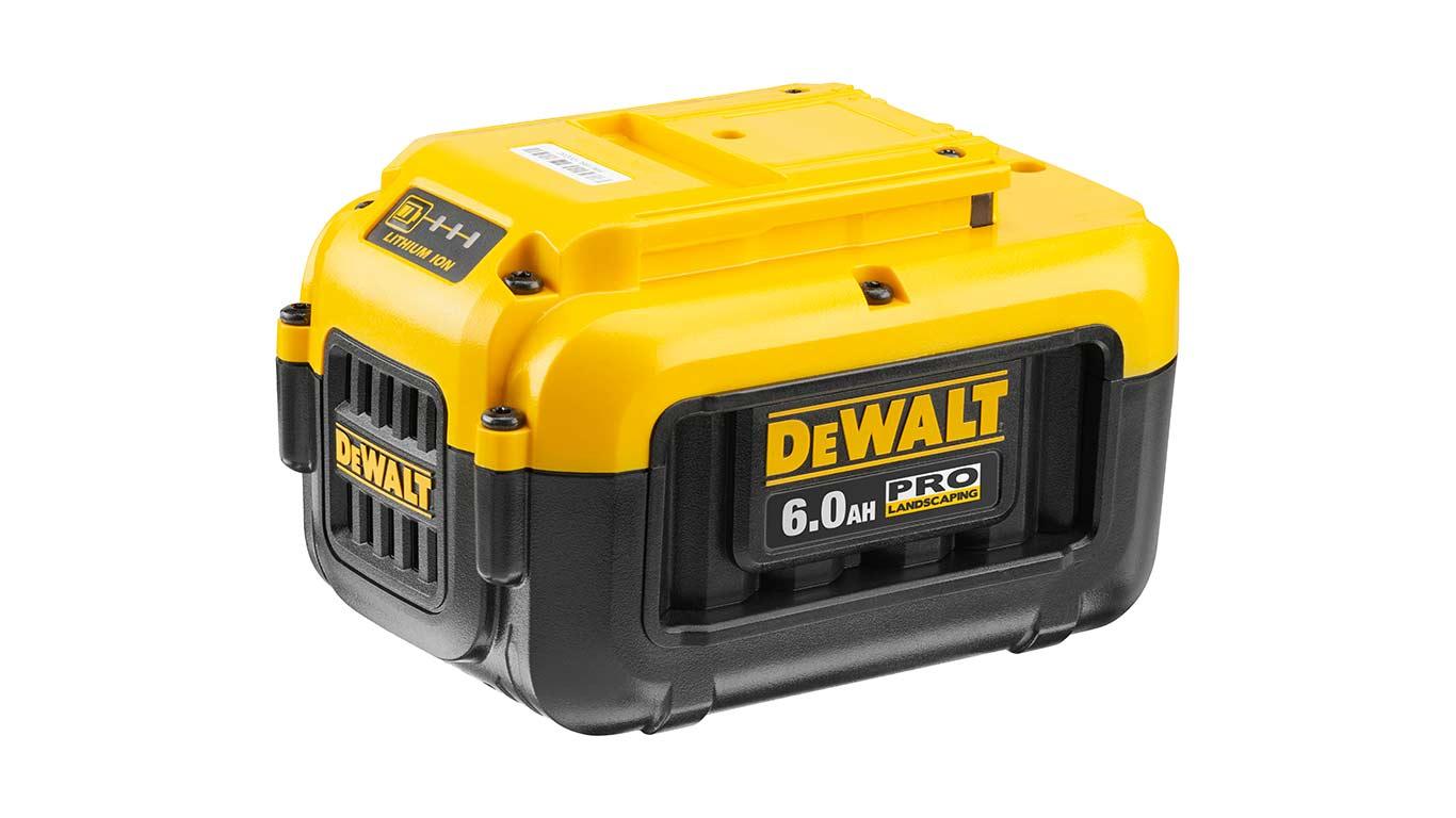 Batterie DCB496 DEWALT XR 6,0 Ah Li-Ion