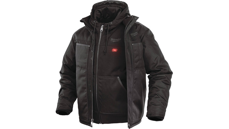 Test complet : Veste chauffante Milwaukee M12 HJ 3IN1 Taille L