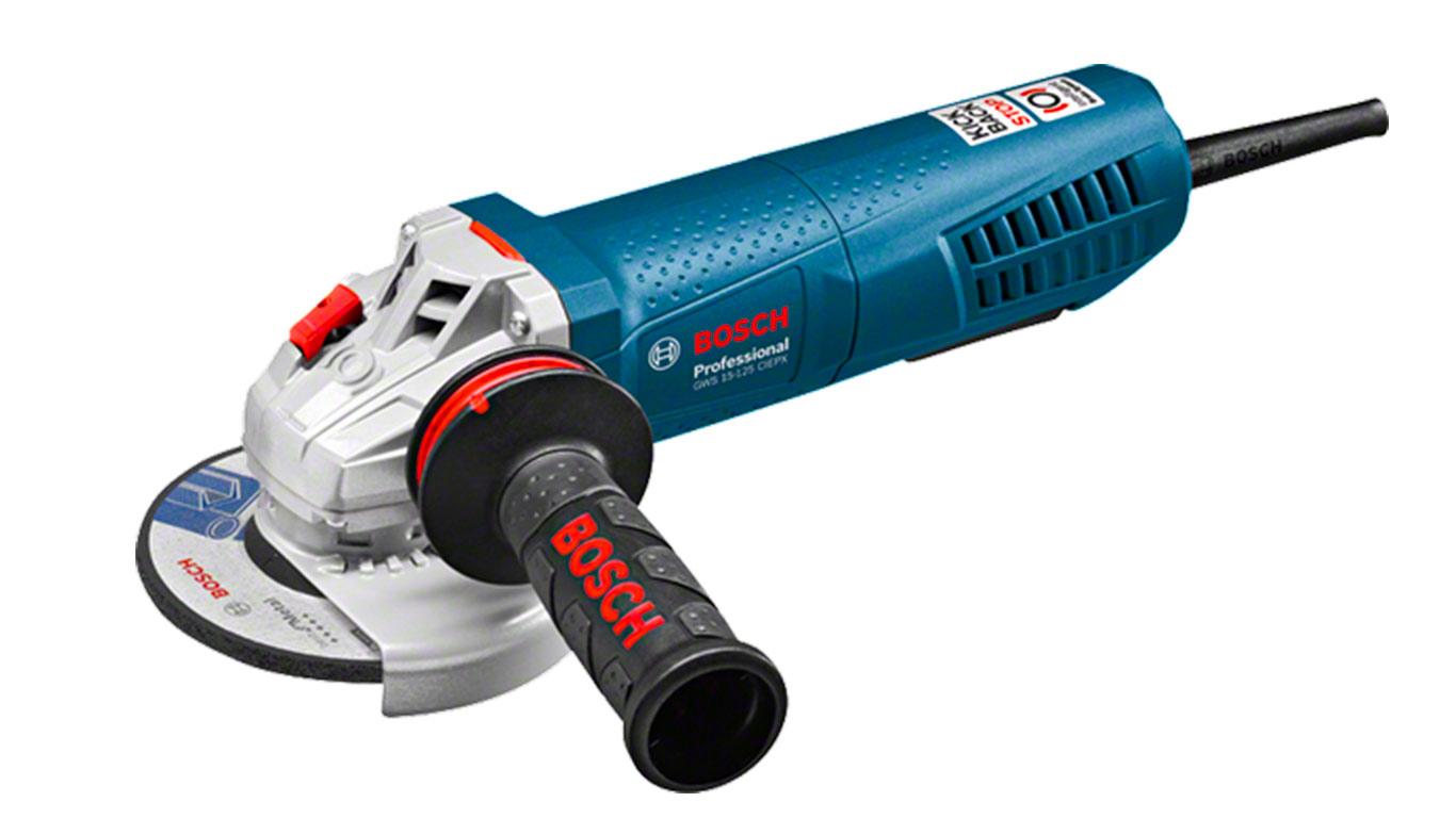 Meuleuse 125 mm Bosch GWS 15-125 CIEPX Professional