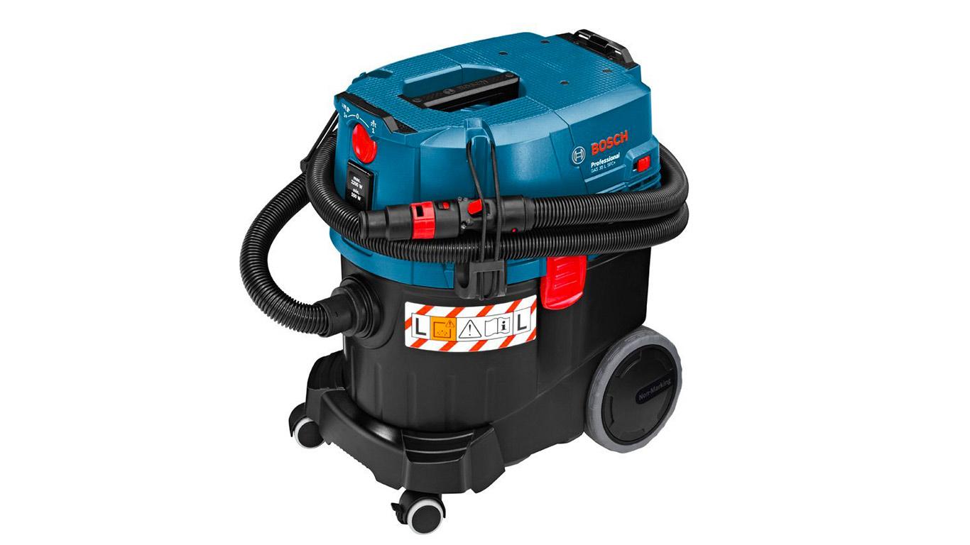 Bosch Professional aspirateur eau et poussière GAS 35 L SFC+ 06019C3000