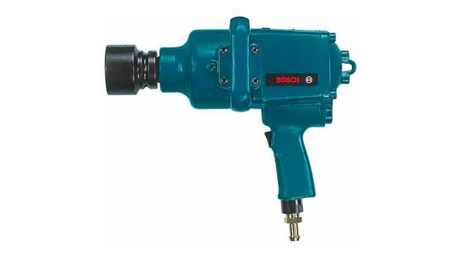 Test complet : Boulonneuse à chocs pneumatique Bosch 0 607 450 593