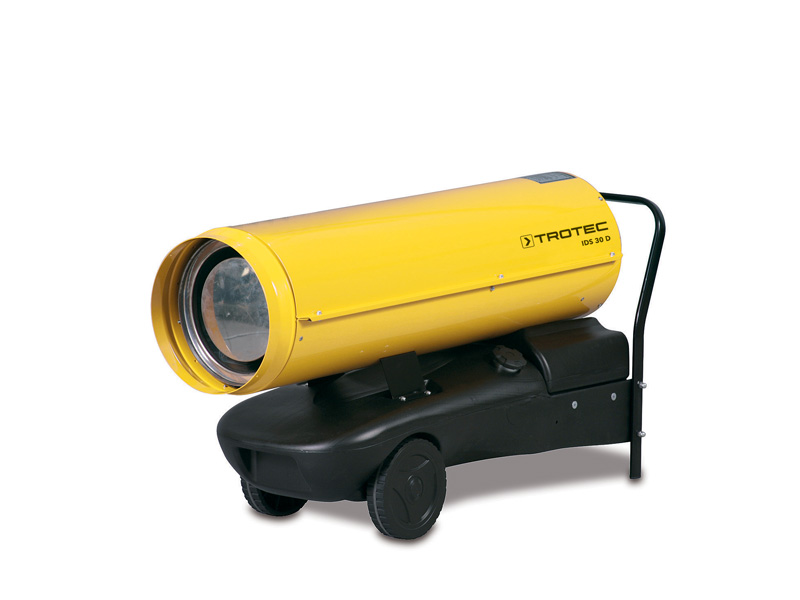 Test avis et prix canon air chaud trotec ids 30d zone outillage - Canon air chaud ...