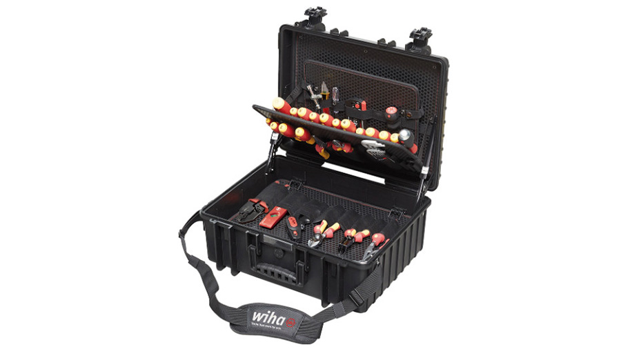 Coffret d'outils WIHA 9300702 competence XL
