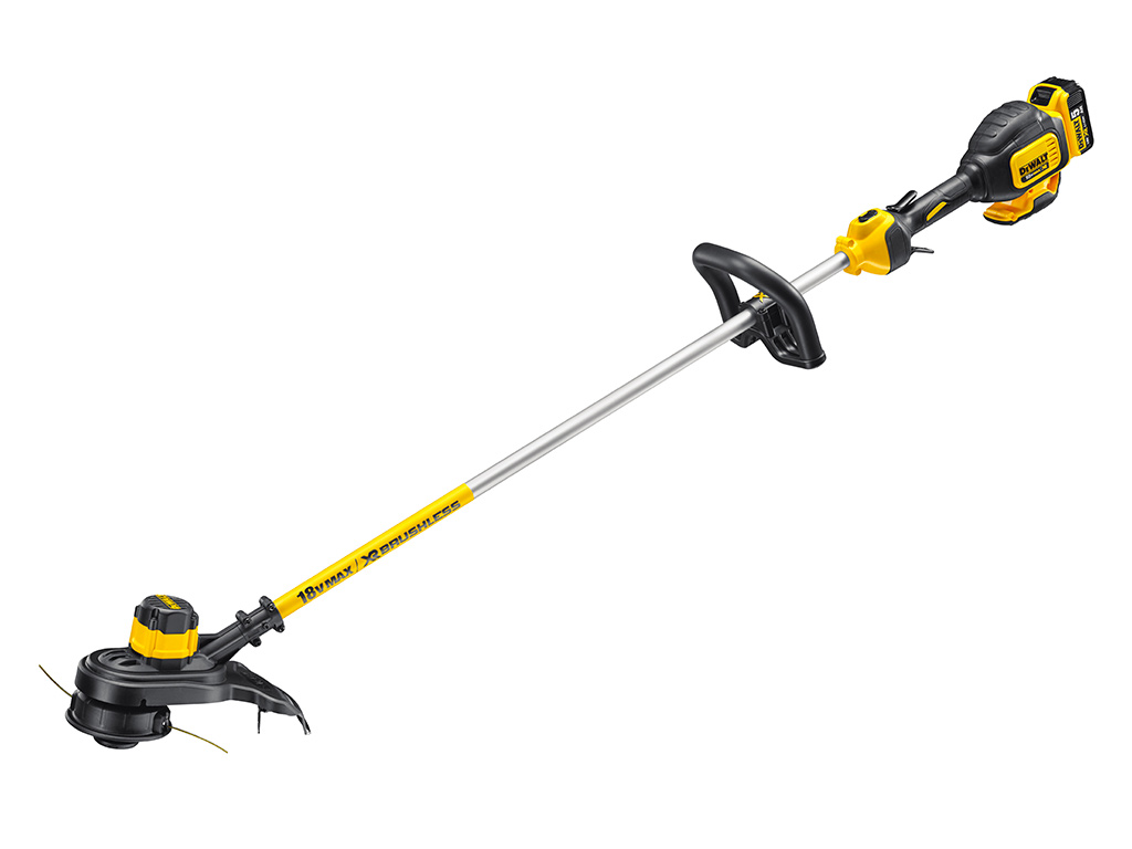 Coupe bordures sans fil Brushless DEWALT DCM561