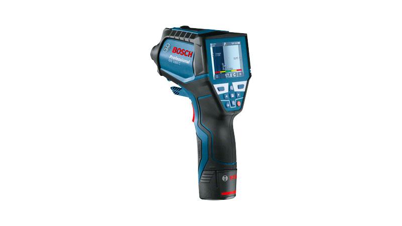 Détecteur thermique Bosch Professional GIS 1000 C