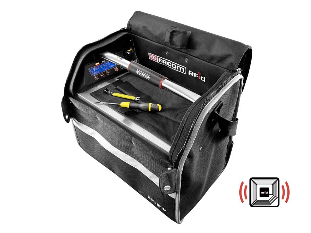 Boîte à outils textile à roulettes FACOM Detection bag FACOM RFID DB1.RFID